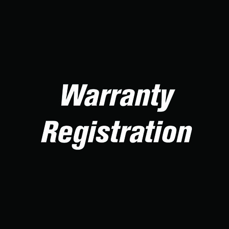 warranty registration image